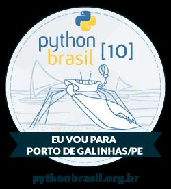 Python Brasil 10